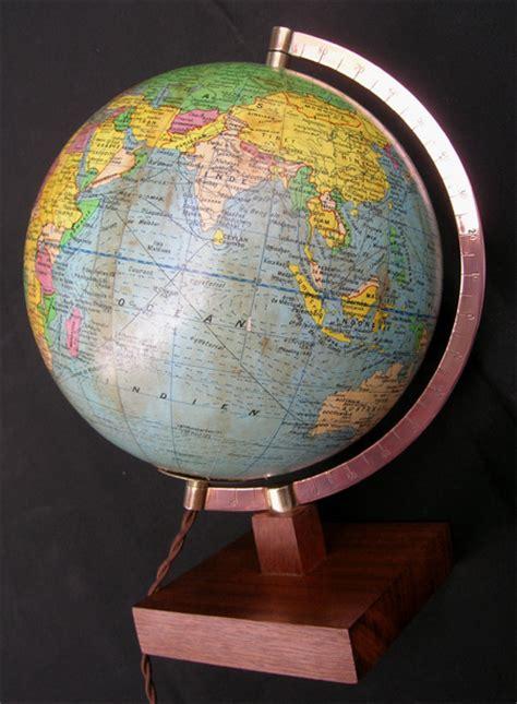 mappemonde girard et barrere globe terrestre imprim 233 par