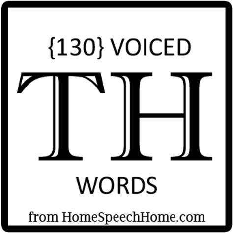 voiced  words phrases sentences paragraphs