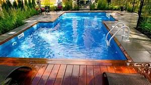 les 40 meilleures images du tableau piscine sur pinterest With amenagement paysager avec piscine creusee 4 amenagement denis paysagiste pave uni montreal laval