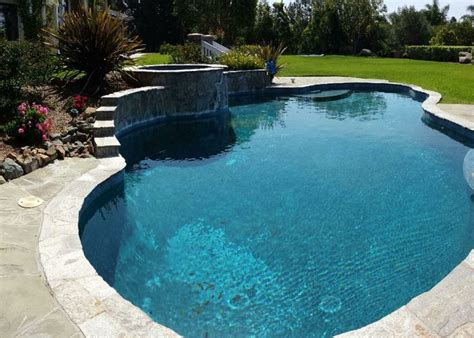 A Gorgeous 25,000 Gallon Swimming Pool That We Just