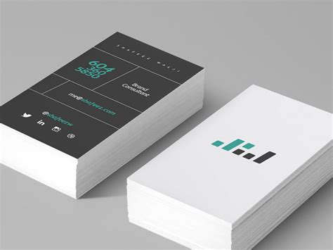 So, i just bought four more decks: Business Cards - Self-Branding