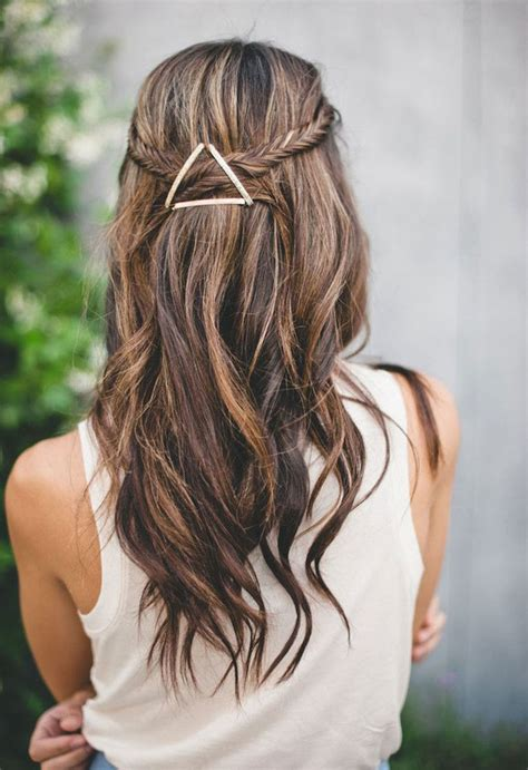 Simple Hairstyles by 20 Simple And Easy Hairstyles To Try Everyday Feed