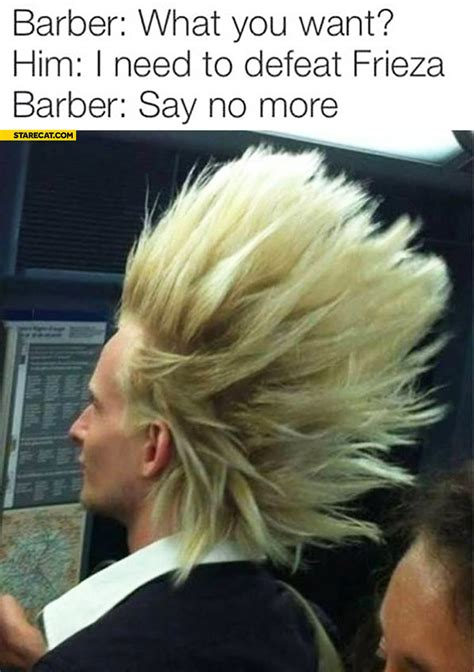 barber defeat frieza starecatcom