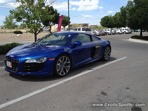 audi r8 spotted in albuquerque new mexico 07 13 2014