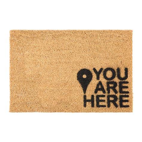 doormat or door mat best 25 doormats ideas on
