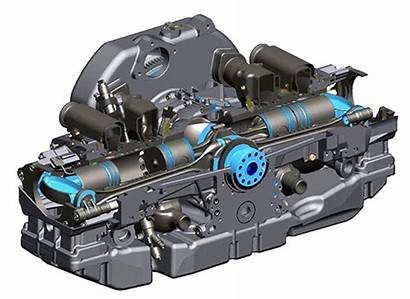 Engine Types Opoc Combustion Internal Piston Different