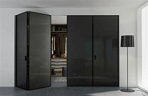 Porte pliante Fabrication de portes pliantes sur mesure Portes SÉSAME
