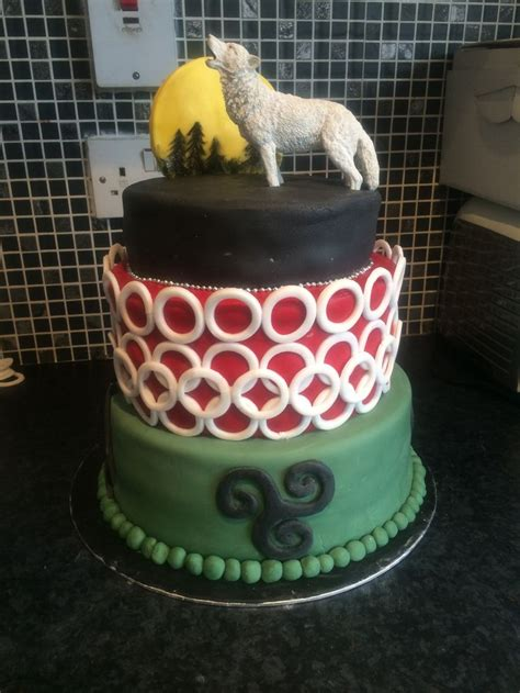 teen wolf cake party pinterest cakes wolf cake