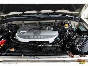 2001 Infiniti Qx4 4x4 3 5 Liter Dohc 24