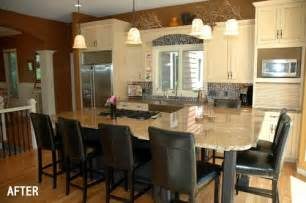 kitchen islands with stove top i see the stove top in island where is the oven in this