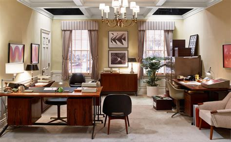 maen interieur mad men era interior design inspiration