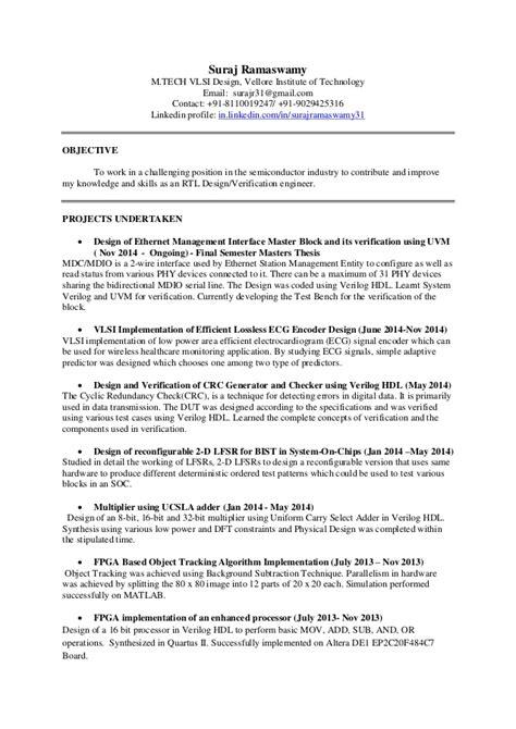 R Resume by Suraj R Resume