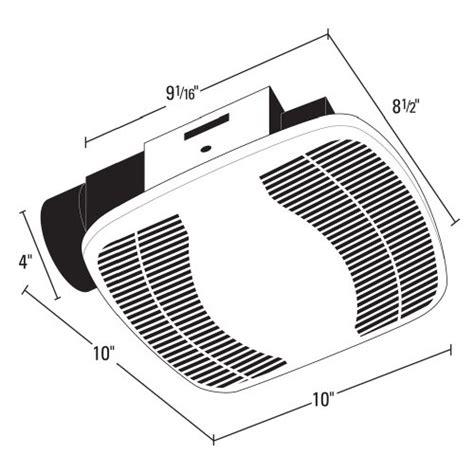 air king high performance bathroom ventilation exhaust fan