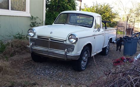Datsun L320 by 1965 Datsun L320 W 50k Deadclutch