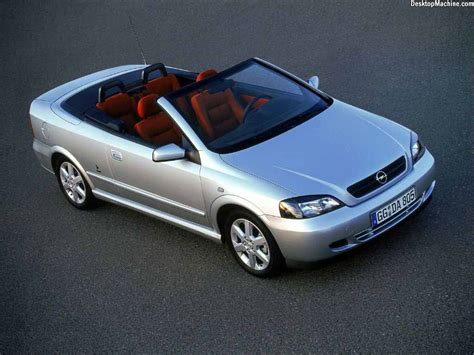 Opel Astra Cabrioletpicture 2 Reviews News Specs