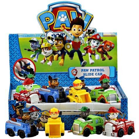 Mainan Paw Patrol Figure jual promo aa figure paw patrol isi 4 mainan anak laki