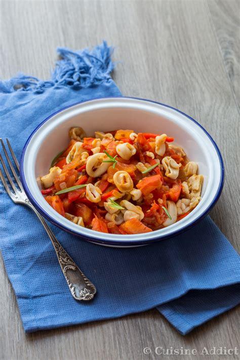 encornet cuisine encornets à la provençale cuisine addict