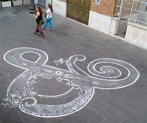 Chalk ampersand by tommaso guerra colossal for Chalk ampersand by tommaso guerra