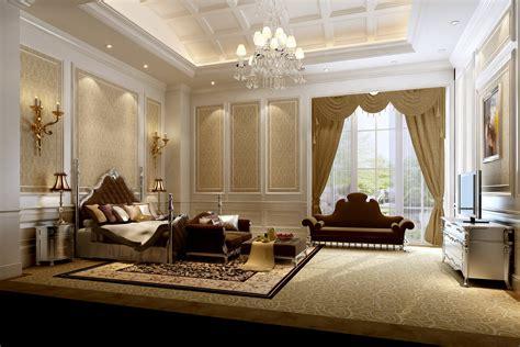 posh home interior luxury bedroom interior images 10391