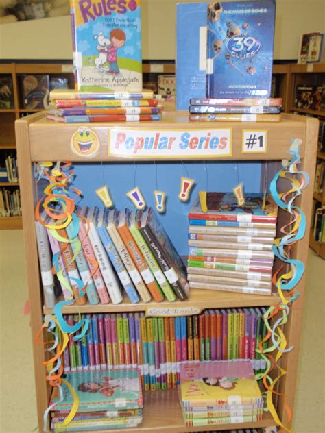 Decorating Books For School by Library Decorating Ideas Tlning Teacherlibrarian Org