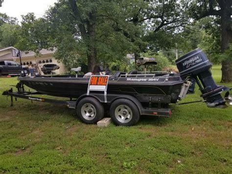 Bass Boats For Sale Joplin Mo 1989 ranger bass boat for sale