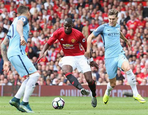 Paul Pogba  Fifa 17 Player Ratings Which Premier League