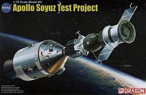 Apollo Soyuz Test Project by Dragon Models