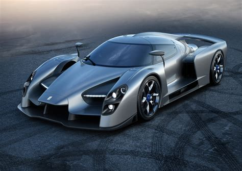American Supercar Claims To Be Faster Than Porsche 918