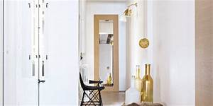 amenager une entree nos plus belles inspirations marie With comment meubler une entree 4 meuble dentree moderne avec 2 miroirs