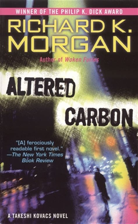 altered carbon takeshi kovacs   richard  morgan
