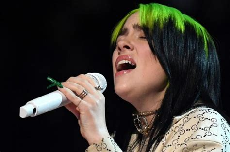 Watch Billie Eilish's first live performance of the James ...