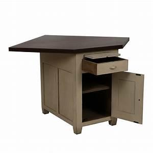 Meuble D Angle : meuble d 39 angle 1 porte 1 tiroir beige interior 39 s ~ Teatrodelosmanantiales.com Idées de Décoration