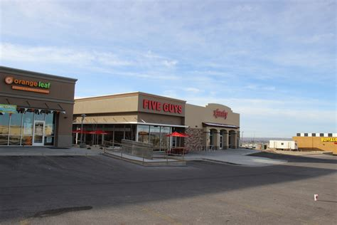 Five Guys | Las Cruces, NM - Highland Enterprises INC.