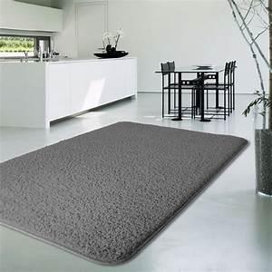 tapis salon shaggy 4 tailles tapistarfr With taille tapis salon
