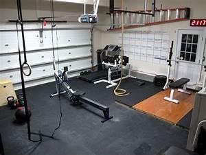 Crossfit Garage Gym Smalltowndjs com