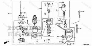 30 Honda Outboard Motor Parts Diagram