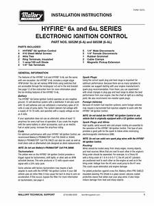Mallory Instructions Hyfire 206a 6al Wiring Diagram 6852m