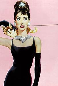Audrey Hepburn Poster : vintagegal film poster for breakfast at tiffany s 1961 dir blake edwards retroooo ~ Eleganceandgraceweddings.com Haus und Dekorationen