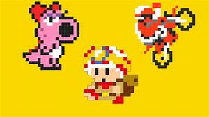 Captain Toad NES Remix And Birdo Costumes Headed To Super