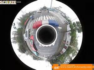 360 Degree Surveillance Camera