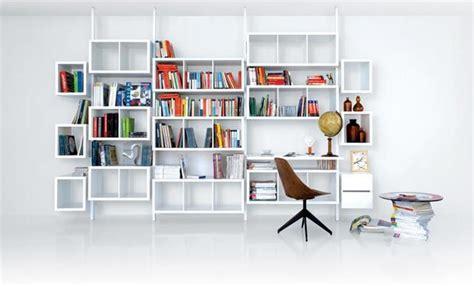 bibliothèque bureau intégré bibliotheque avec bureau integre