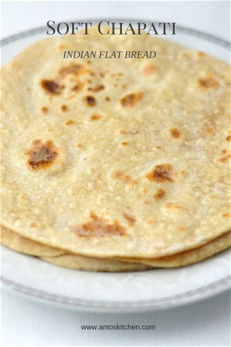 How To Make Soft Chapati (pulkha Roti) In 30 Mins? Anto