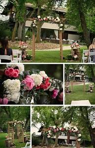 Rosen Für Rosenbogen : unterm rosenbogen hochzeit im idyllischen garten hochzeitsdeko pinterest ~ Orissabook.com Haus und Dekorationen