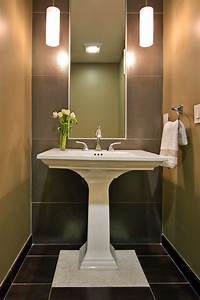 Big, Ideas, In, Small, Spaces, 3, Ways, To, Make, Your, Powder, Room, Or, Small, Bath, Memorable