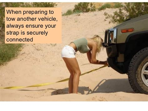 Hmmwv Recovery Safety Brief