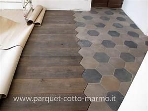 recovery cementine old parquet inlay colors tiles With parquet de récupération