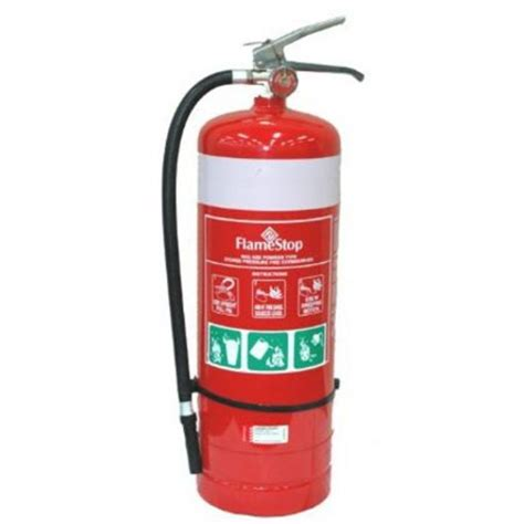 kg fire extinguisher