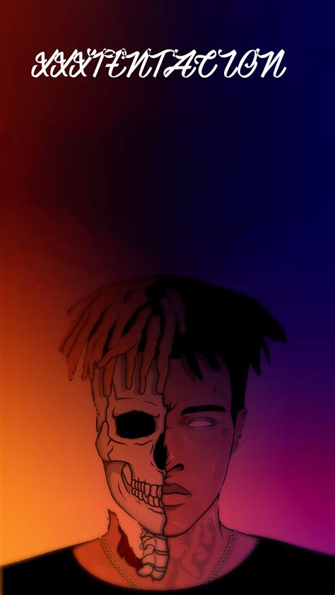 Rip Background Rip Xxxtentacion Wallpapers Wallpaper Cave