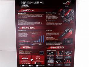 Asus Maximus Vii Hero  Intel Lga 1150  Review