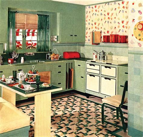 retro cabinets kitchen the history of stoves house restoration 1926